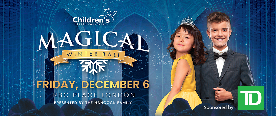 Children's Magical Winter Ball - Friday December 6, 2019