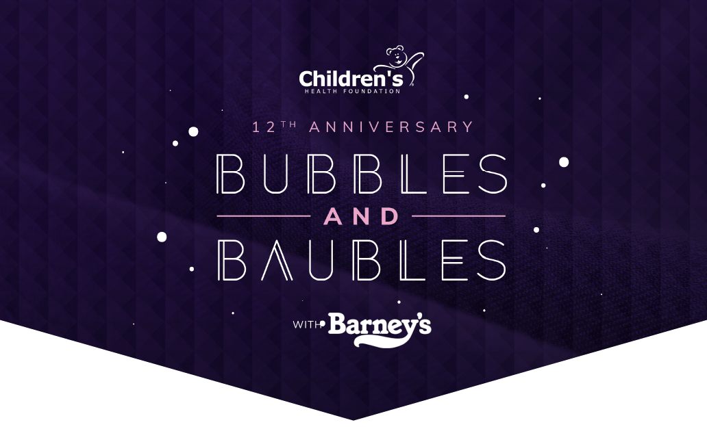 Bubbles & Baubles - 10th Anniversary