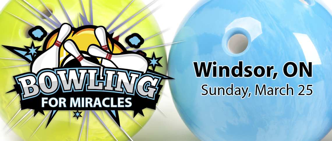 Bowling for Miracles - Windsor - March 25, 2018