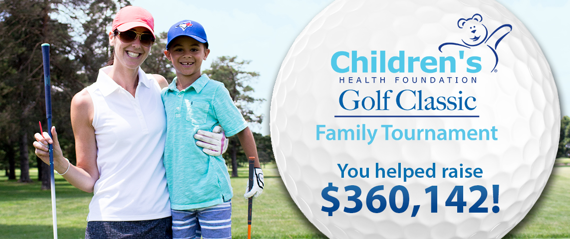 28th Annual Children's Golf Classic - Thank You!