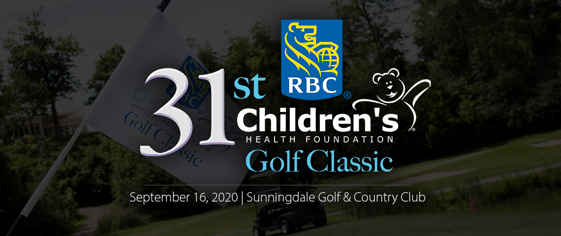 31st Annual RBC Children's Golf Classic