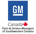 GM Canada Parts & Service Managers of Southwestern Ontario
