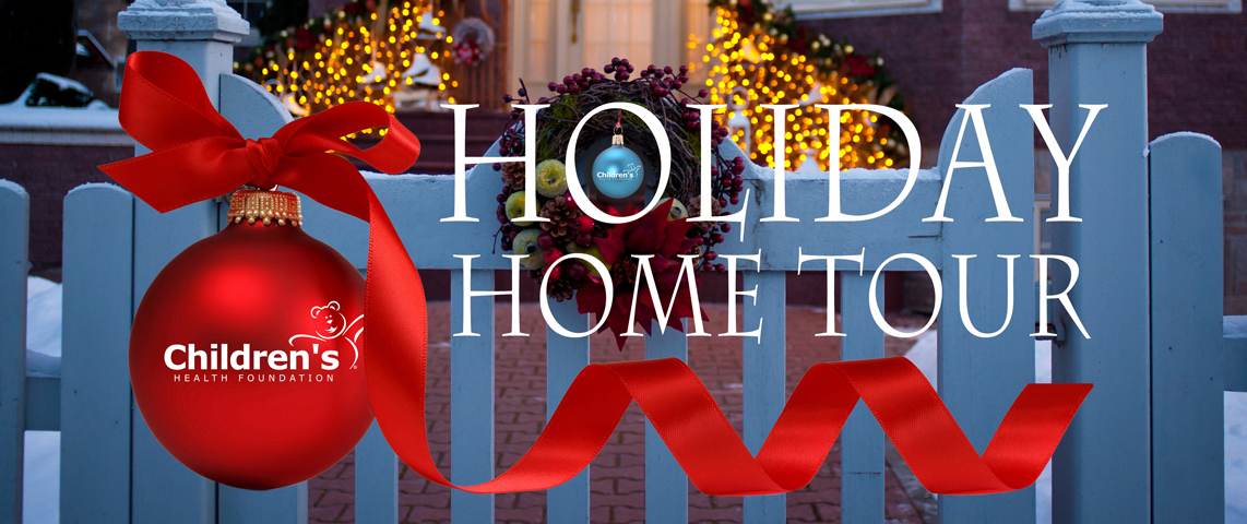Holiday Home Tour Banner